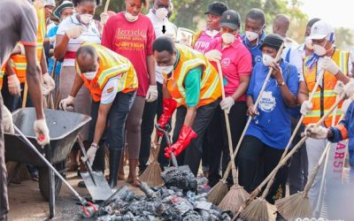 Church of Pentecost holds nationwide clean up outreach