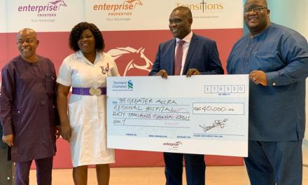 Enterprise Group supports 3 institutions to fight COVID-19
