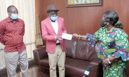 GOIL gives COVID Fund GHS200k, assists 37 Hospital