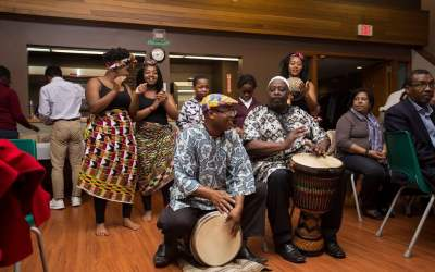Ghanaians in Edmonton give $20k to Covid-19 Fund