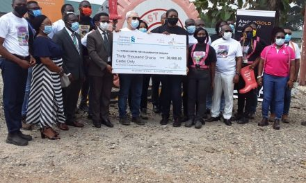 Anglogold Ashanti employees support breast and prostate cancer research at KCCR