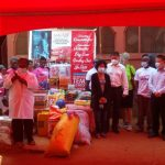 Sunon Asogli Power provides food and essential supplies to MALHEF Foundation