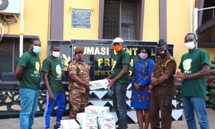 Yedent Agro, Little Cow Consulting assist  four prisons and four orphanage homes