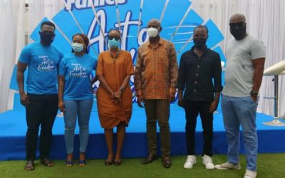 Fan Milk PLC launches Fan Ice Art of Freedom Challenge to support tourism in Ghana