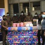 Stanbic Bank Ghana donates mattresses, school supplies to Senior Correctional Centre