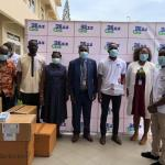 Bliss GVS Pharma gives Korle-Bu, Ridge Hospitals antimalarials, other meds worth GHS124,000
