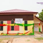Rebecca Foundation constructs library in Lapas Cluster of Schools at Dambai
