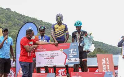 Prudential Life Insurance supports 3FM Tour Du Ghana Cycling; insures riders up to GHS19.9M