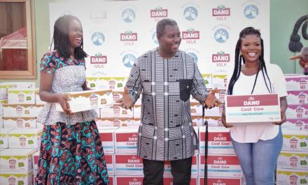 Arla Foods Ghana marks World Milk Day with gift of dairy products to New Life Orphanage
