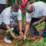 Ridge Nest Hotel initiates afforestation CSR project to promote Ecotourism in Ghana