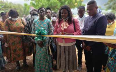Shining Stars Foundation builds 3-unit classroom facility for Yumba Special School