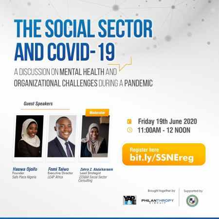 The Social Sector and COVID-19