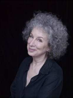 "Margaret Atwood will speak on feminism and power at ""Unite & Rise: A Virtual Celebration for the Fund for Women and Girls"". (Image credit: Hamlet Hub)"