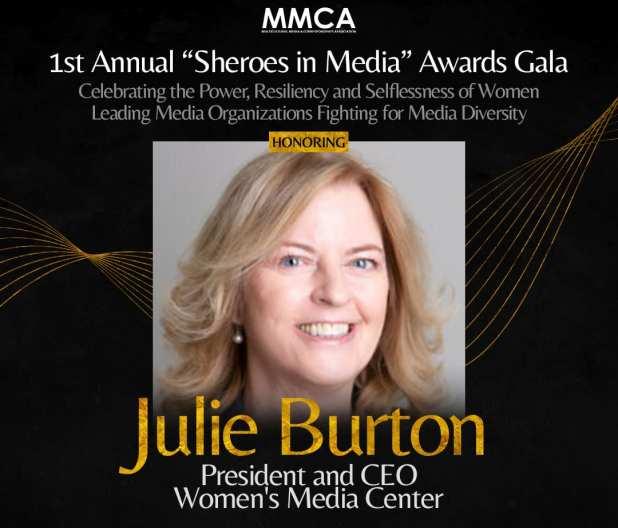 Julie Burton