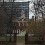 Walking past history in Philadelphia