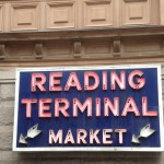 Reading Terminal Market - farmers market in Philadelphia filled with aisles of fantastic foods and tempting treats