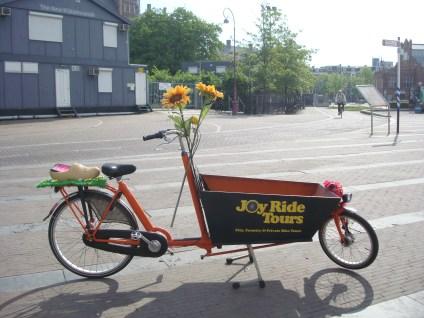 JoyRide Bike Tour in Amsterdam
