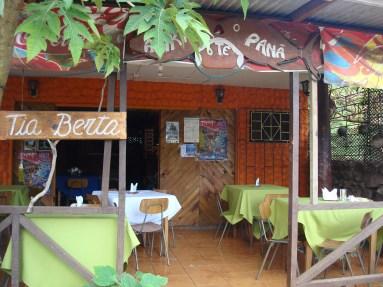Tia Berta Easter Island restaurant