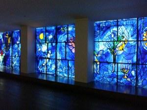 Chagall Windows