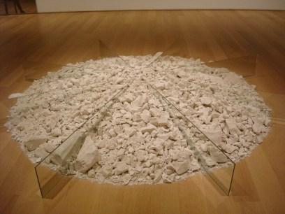 Art - Stones divided