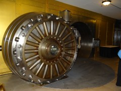 The old vault at King Street