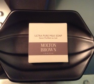 Molton Brown soap