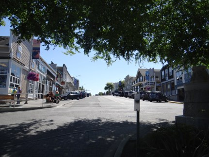 Main Street, Friday Harbor