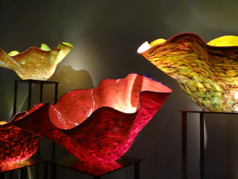 Chihuly Bowls