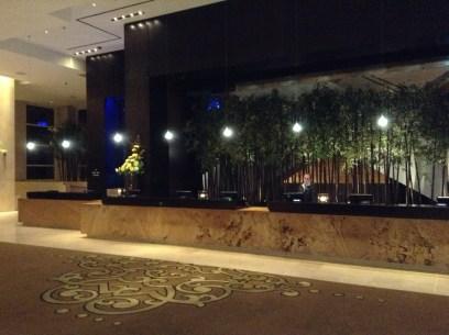 Water Club lobby