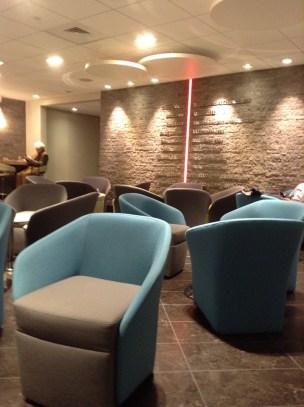 Aer Lingus Lounge Boston (BOS)