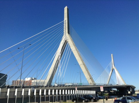 Bunker Hill Bridge, Boston