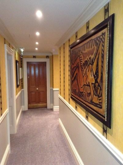 Charlotte Street Hotel Hallway