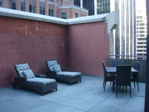 Muse Hotel Rooftop Balcony NYC
