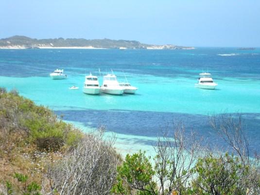 Rottnest Island Western Australia ocean view