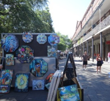 New Orleans local art