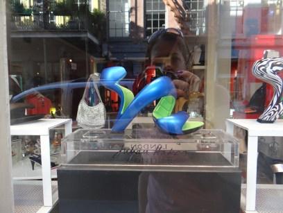 Shoe Art from London