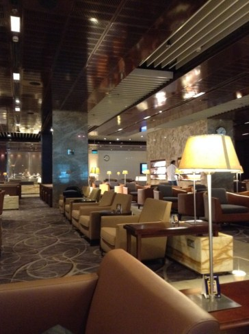 SilverKris Lounge Changi