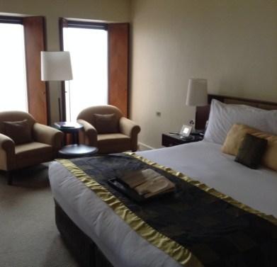 Sofitel Melbourne King Room