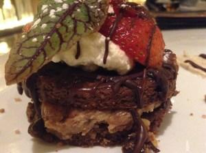 SoBou Chocolate Dessert