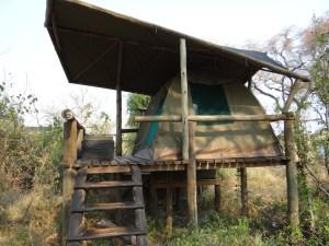 Oddballs' Camp Safari Tent