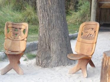 Oddballs' chairs