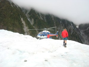 Franz Josef Glacier helicopter