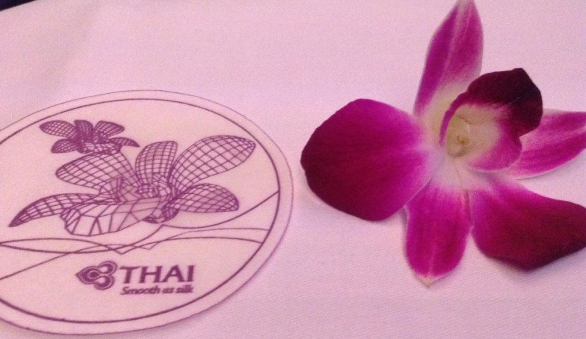 Thai A380 fresh orchid
