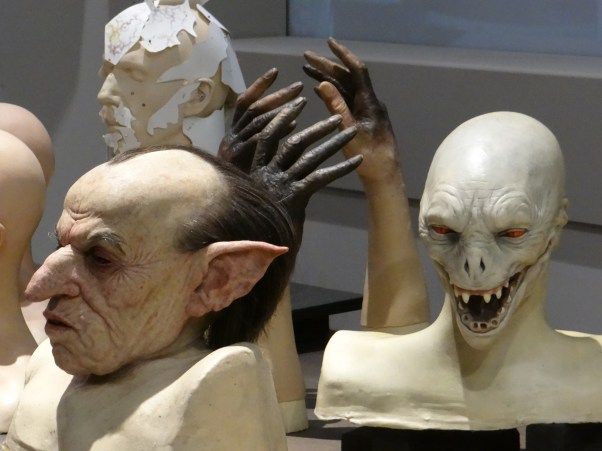 Harry Potter Studio Tour Creature Shop