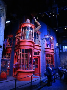 Weaseleys Wizard Weezes Harry Potter Studio tour