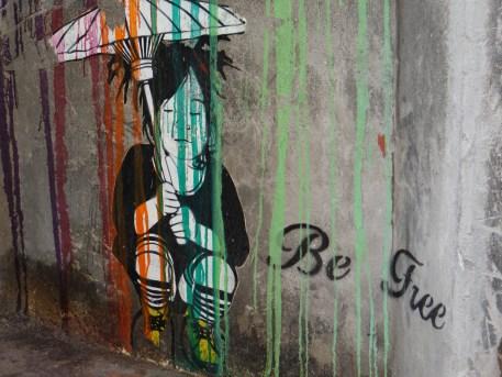 Melbourne Street Art paste up