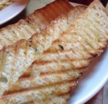 Polpo Covent Garden Focaccia Bread