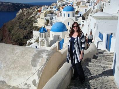 PhilaTravelGirl Santorini Solo Traveler Anniverary