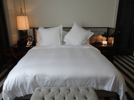 Rosewood London bed