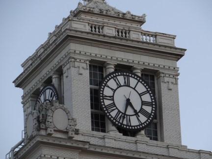 Portland Clock Jackson Tower Clock